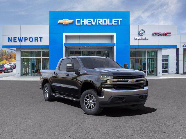 2021 Chevrolet Silverado 1500 LT for sale in Newport, NH