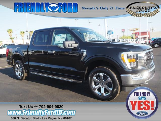 2021 Ford F-150 XLT for sale in Las Vegas, NV