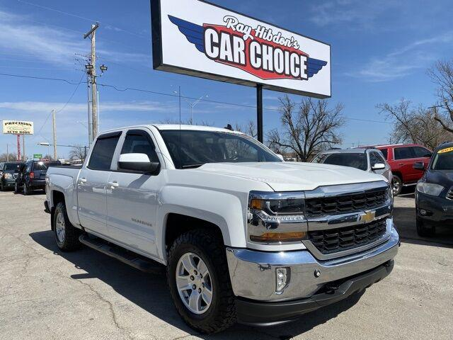 2016 Chevrolet Silverado 1500 LT for sale in Oklahoma City, OK