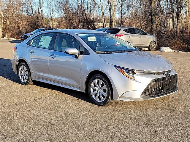 2021 Toyota Corolla LE for sale in Boston, MA