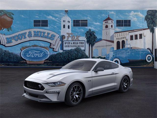 2021 Ford Mustang EcoBoost for sale in Fullerton, CA
