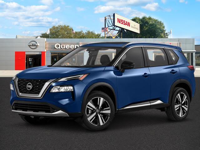 2021 Nissan Rogue SV [4]