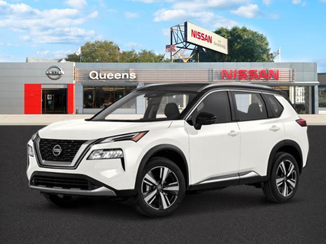 2021 Nissan Rogue SL [4]
