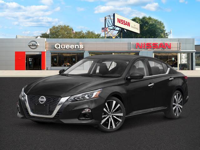 2020 Nissan Altima 2.5 SV [0]