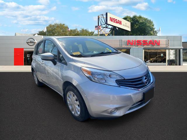 2016 Nissan Versa Note S Plus [2]