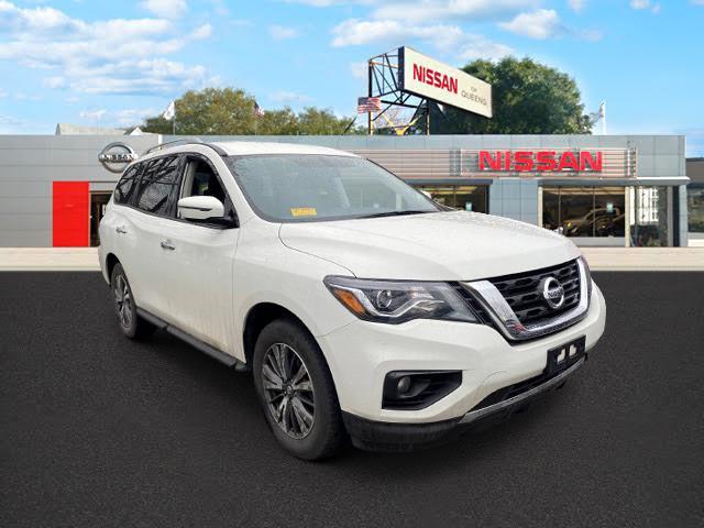 2017 Nissan Pathfinder 4x4 SV [16]