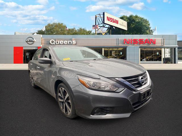 2018 Nissan Altima 2.5 SR Sedan [5]