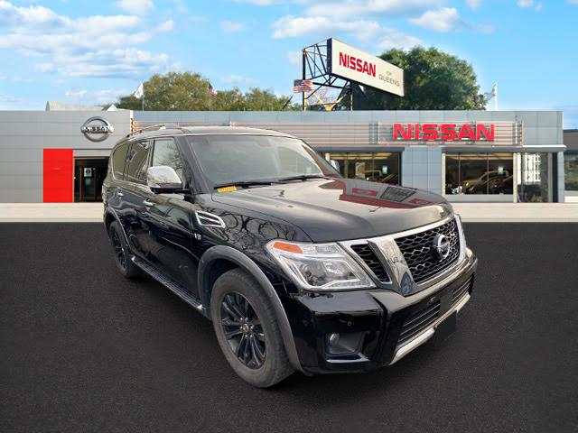 2017 Nissan Armada 4x4 Platinum [10]