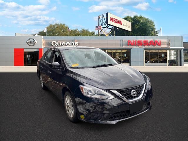 2018 Nissan Sentra SV CVT [4]