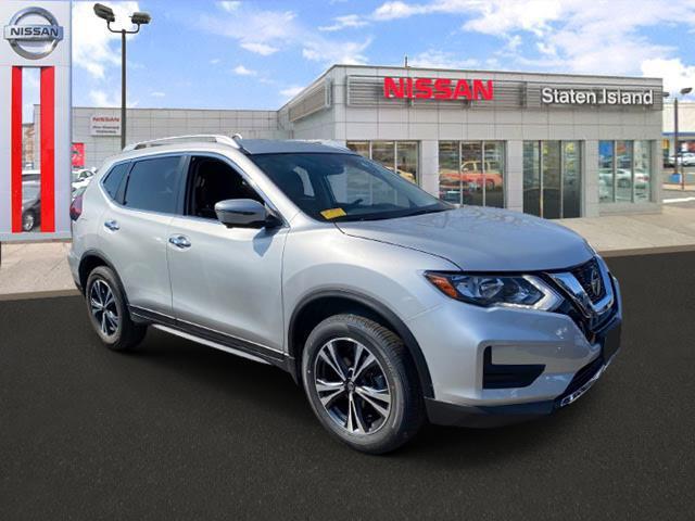 2019 Nissan Rogue SV [5]