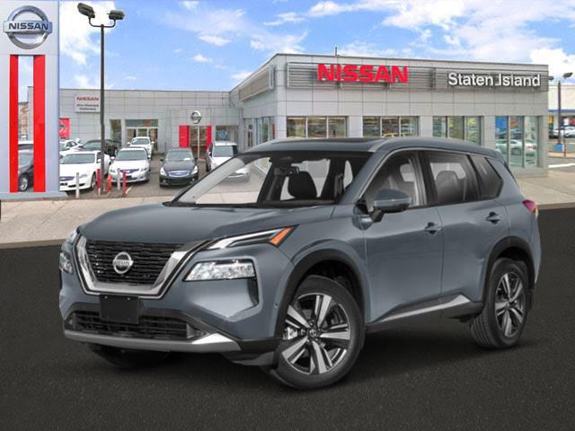 2021 Nissan Rogue Platinum [4]