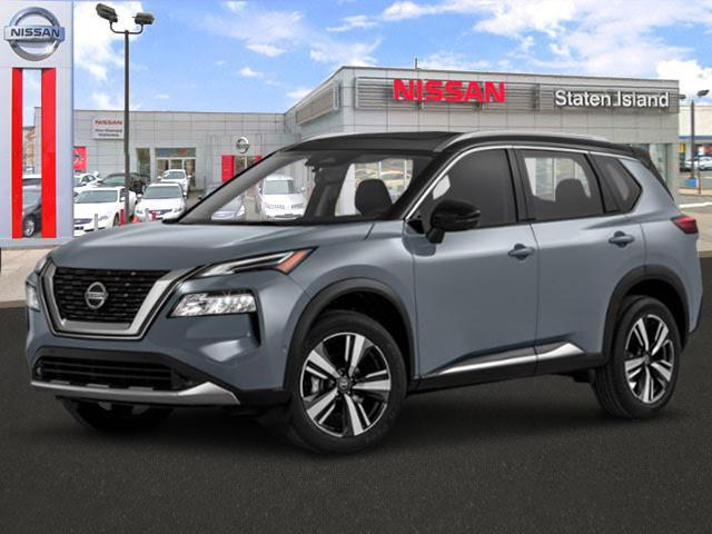2021 Nissan Rogue Platinum [5]