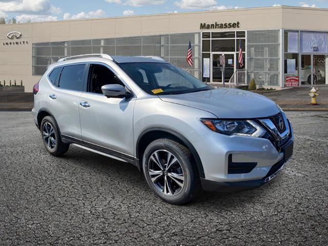 2019 Nissan Rogue SV [1]