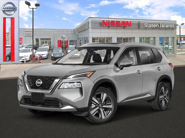 2021 Nissan Rogue Platinum [9]