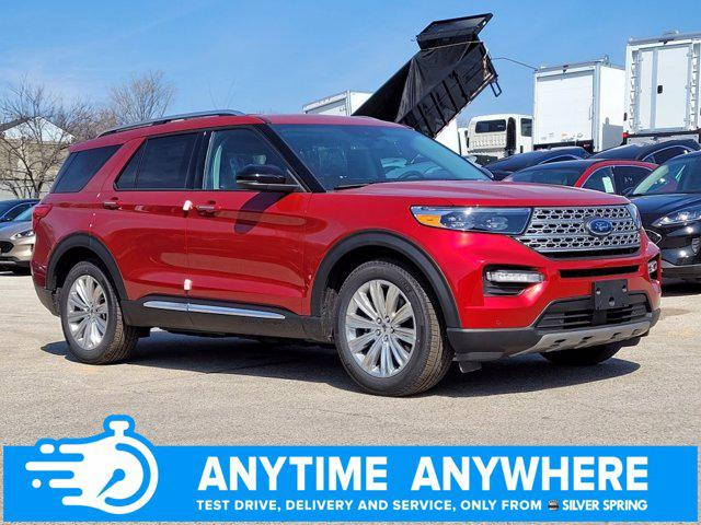 2021 Ford Explorer Limited for sale in Silver Spring, MD