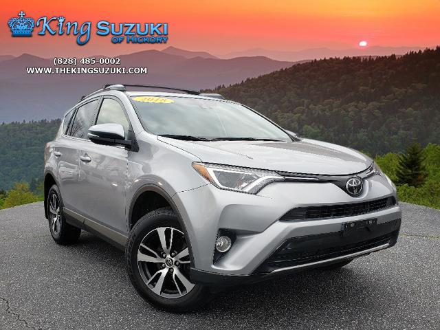 2018 Toyota RAV4 XLE for sale in Hickory, NC