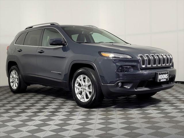 2018 Jeep Cherokee Latitude Plus for sale in Vienna, VA