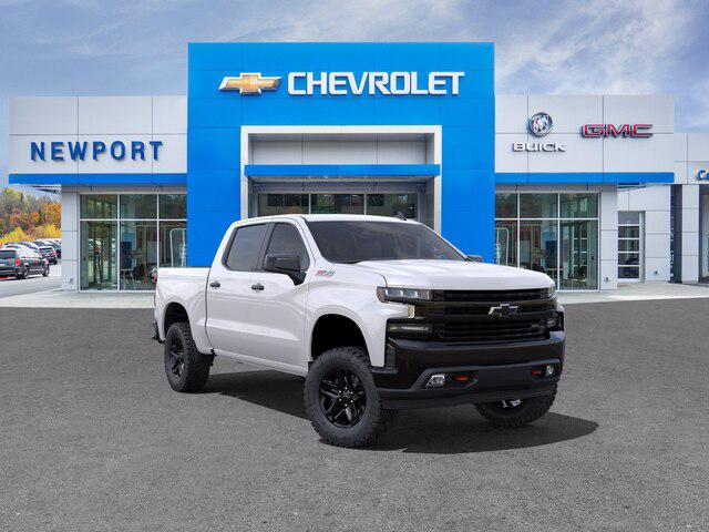 2021 Chevrolet Silverado 1500 LT Trail Boss for sale in Newport, NH
