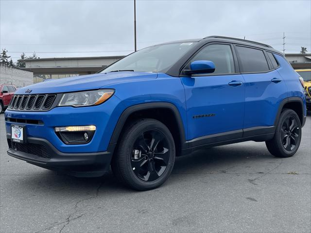 2021 Jeep Compass Altitude for sale in Seattle, WA