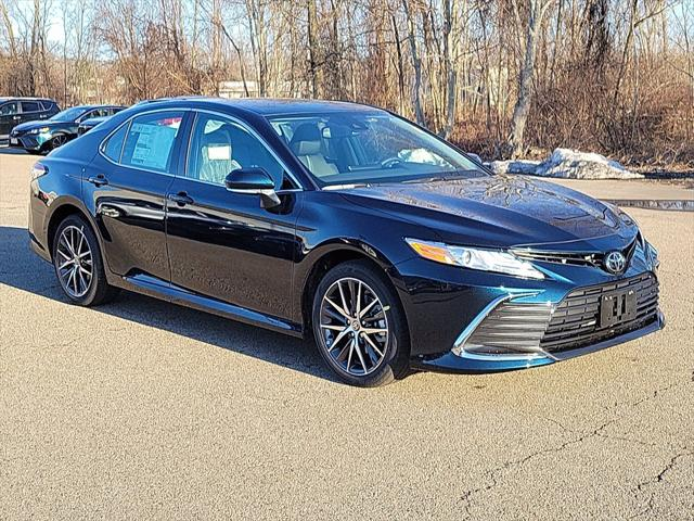 2021 Toyota Camry XLE for sale in Boston, MA
