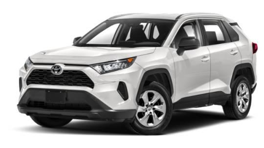 2020 Toyota Rav4 LE for sale in College Park, MD