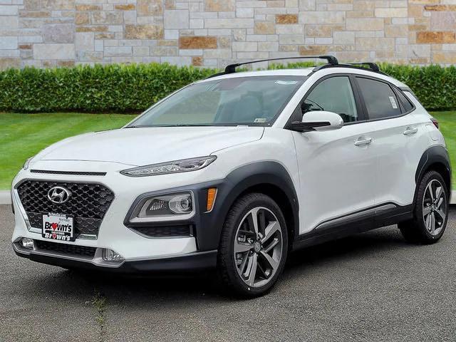 2021 Hyundai Kona Limited for sale in Leesburg, VA