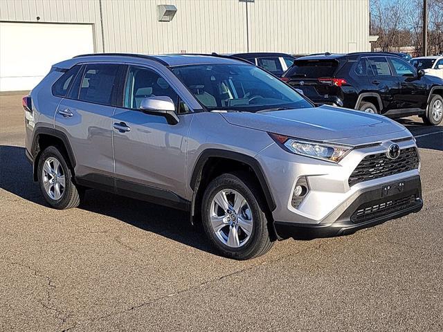 2021 Toyota RAV4 XLE for sale in Boston, MA