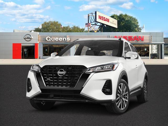 2021 Nissan Kicks SR [1]