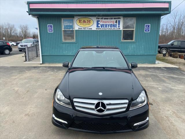 2012 Mercedes-Benz C-Class C 300 for sale in South Haven, MI