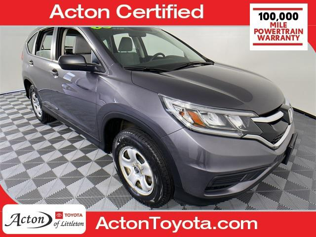 2015 Honda CR-V LX AWD for sale in Acton, MA
