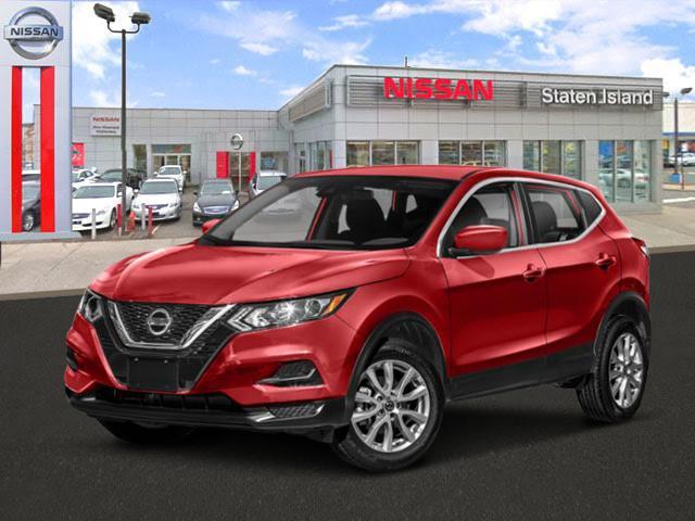 2021 Nissan Rogue Sport S [4]
