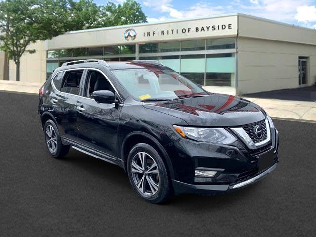 2018 Nissan Rogue SL [0]