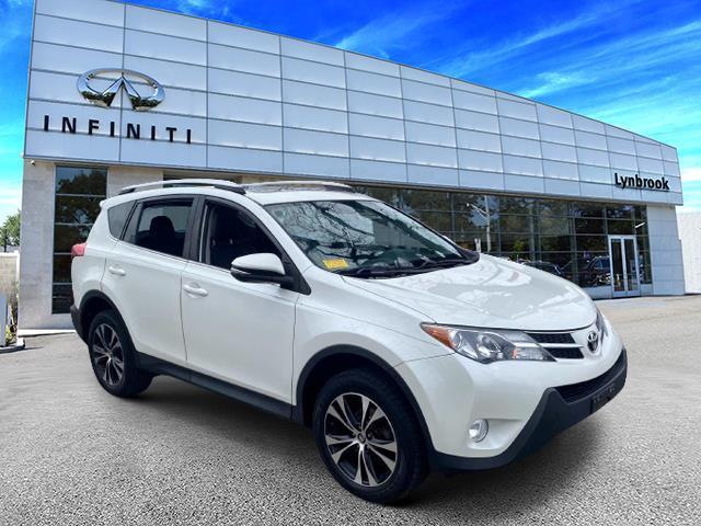 2015 Toyota RAV4 Limited [1]