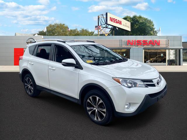 2015 Toyota Rav4 AWD 4dr Limited (Natl) [7]