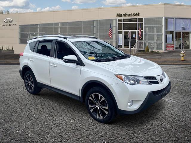 2015 Toyota RAV4 Limited [0]