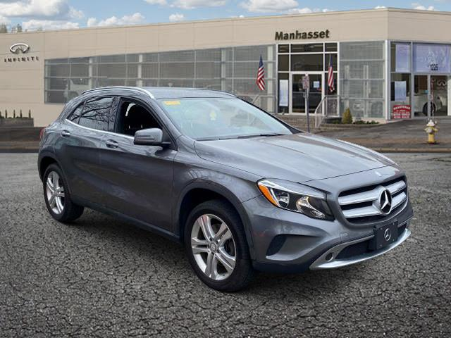 2016 Mercedes-Benz GLA GLA 250 [0]