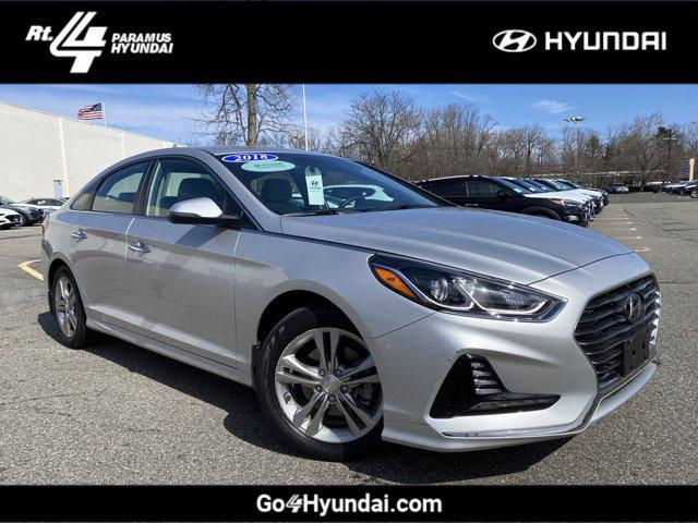 2018 Hyundai Sonata SEL for sale in Paramus, NJ