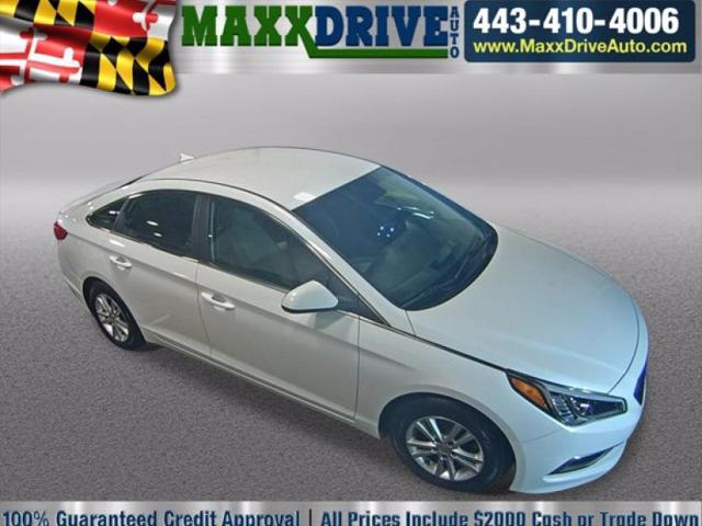 2017 Hyundai Sonata 2.4L for sale in Glen Burnie, MD