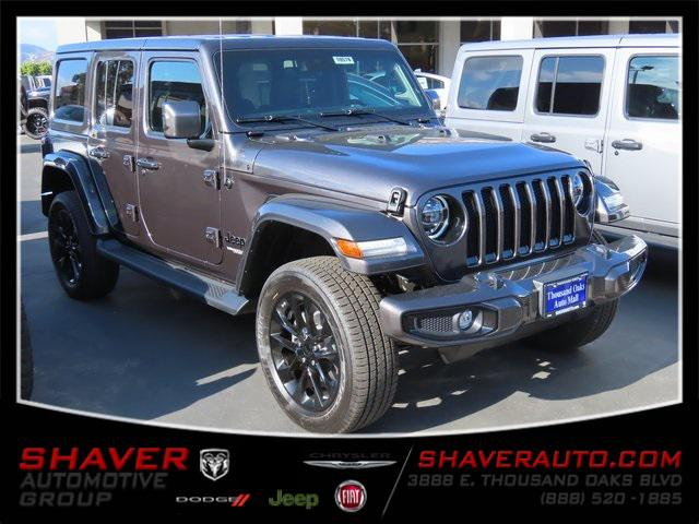2021 Jeep Wrangler Unlimited Sahara High Altitude for sale in Thousand Oaks, CA