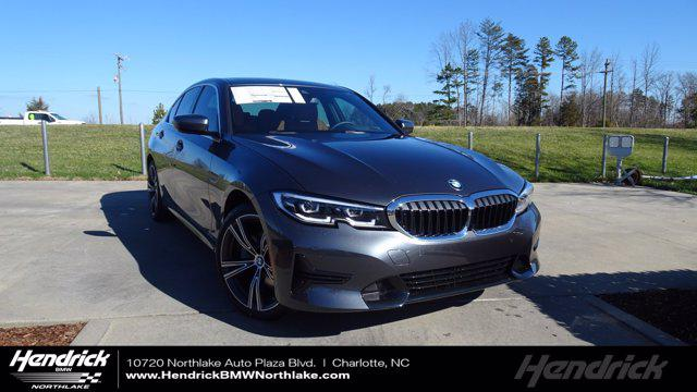 2021 BMW 3 Series 330i xDrive for sale in Charlotte, NC