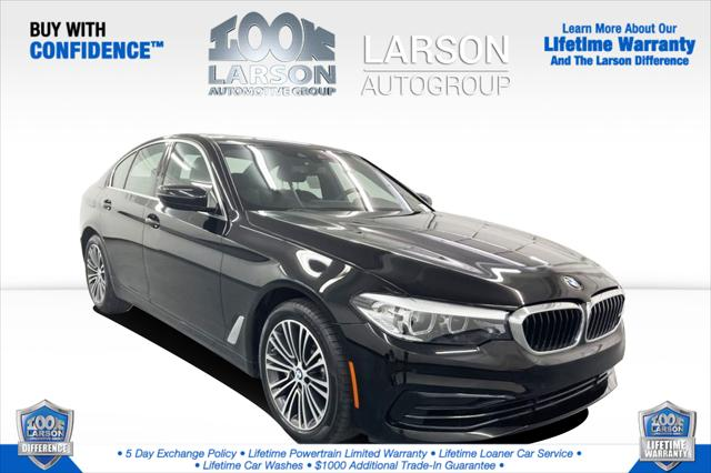 2020 BMW 5 Series 530i for sale in Puyallup, WA