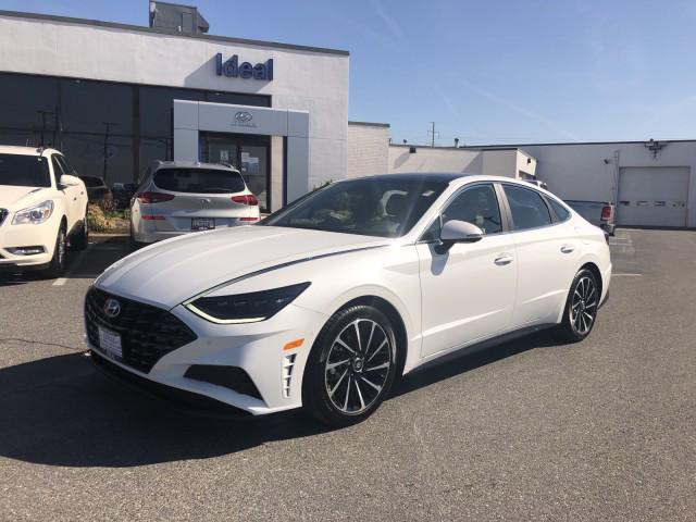 2021 Hyundai Sonata Limited for sale in Frederick, MD