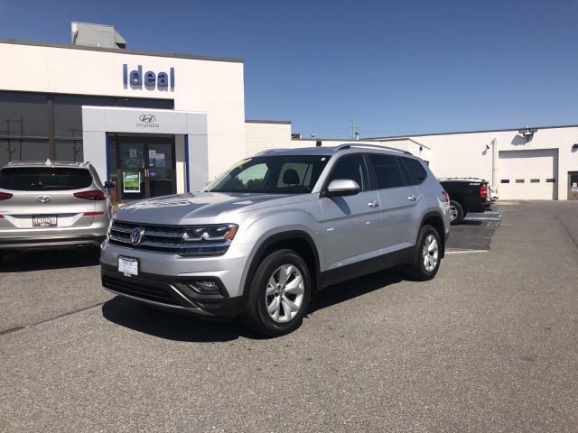 2019 Volkswagen Atlas 3.6L V6 SE for sale in Frederick, MD