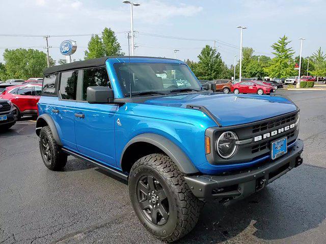 2021 Ford Bronco Black Diamond for sale in Gurnee, IL