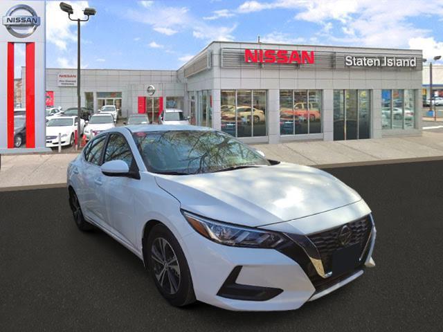 2020 Nissan Sentra SV CVT [0]