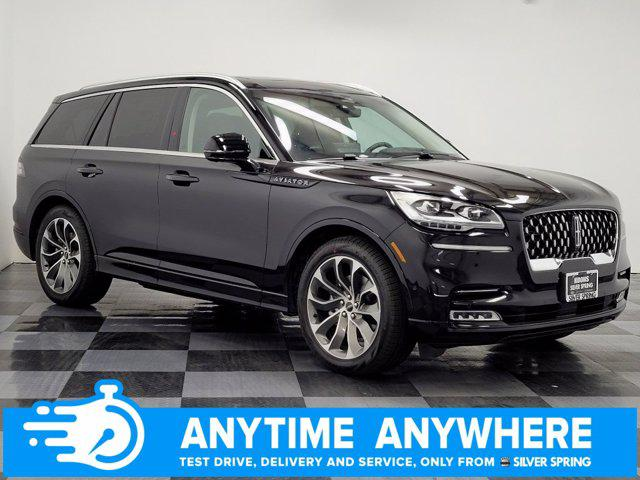 2021 Lincoln Aviator Grand Touring for sale in Silver Spring, MD