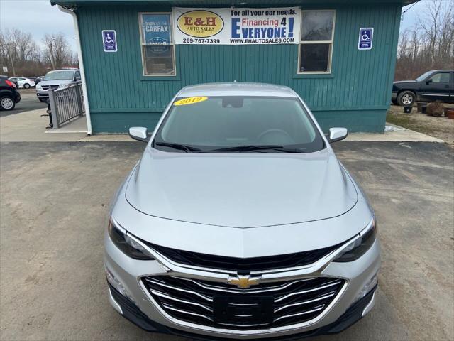 2019 Chevrolet Malibu LT for sale in South Haven, MI