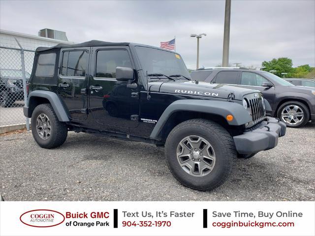 2014 Jeep Wrangler Unlimited Rubicon for sale in Jacksonville, FL