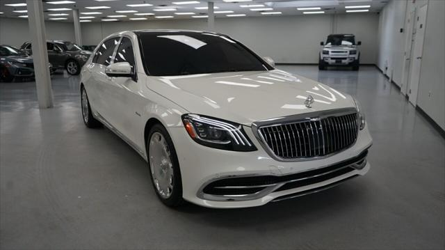 2020 Mercedes-Benz S-Class Maybach S 560 for sale in Woodbury, NY
