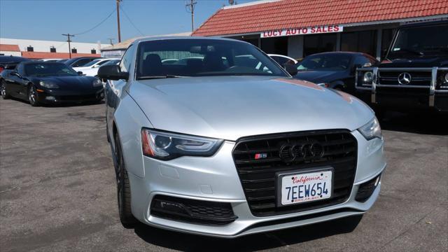 2014 Audi S5 Premium Plus for sale in El Monte, CA